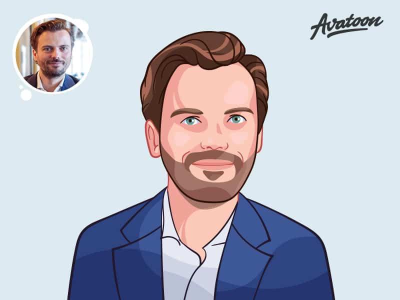 Cartoon Avatar Custom Digital Portrait