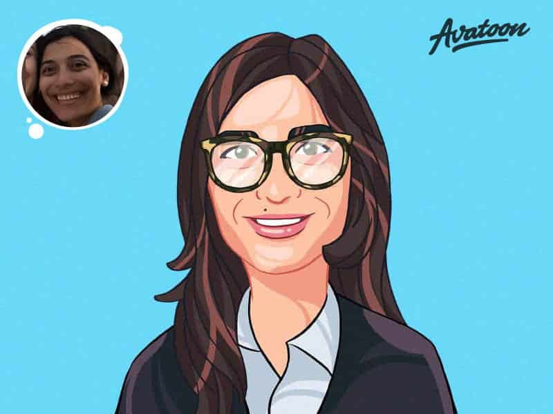Business Woman Avatar