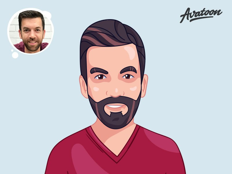 Caricature Of Yourself