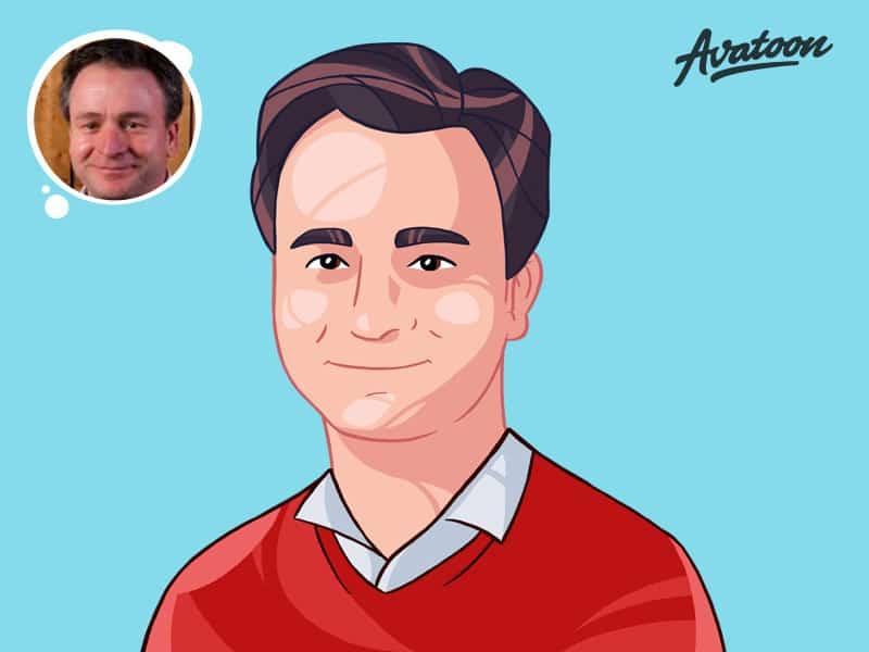 Draw your photo into cartoon avatar