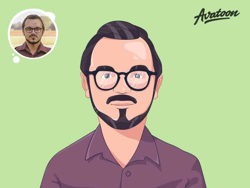 I Will Make Cartoon Avatar of You