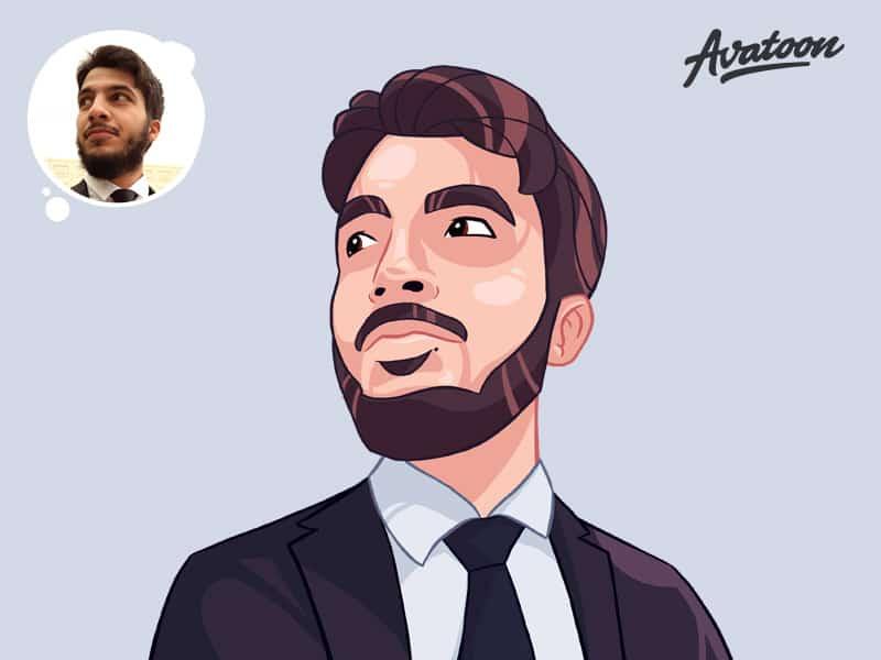 Illustrate your cartoon avatar