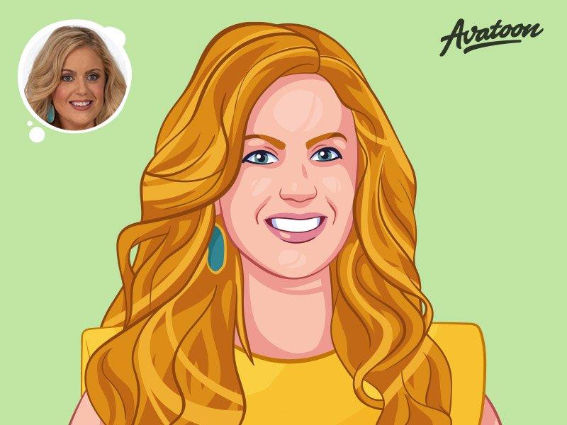 woman cartoon avatars