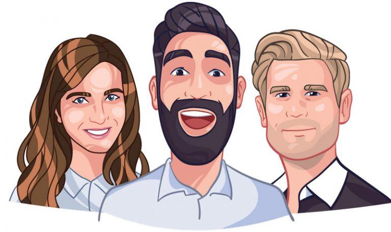 Avatoon helps to create great cartoon avatars that look like you
