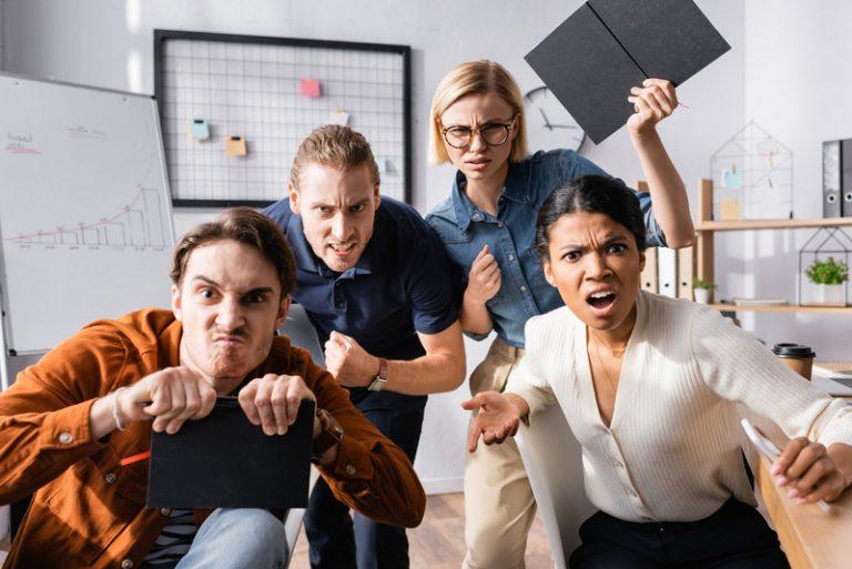 importance of cartoon avatars for business team