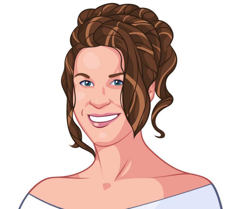 bride cartoon picture
